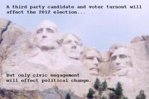 Quote over background of Mt. Rushmore