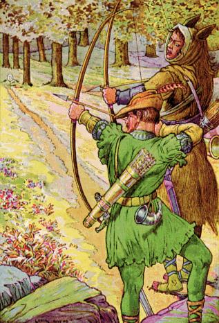 Louis Rhead [Public domain], via Wikimedia Commons